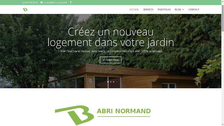 Abri Normand